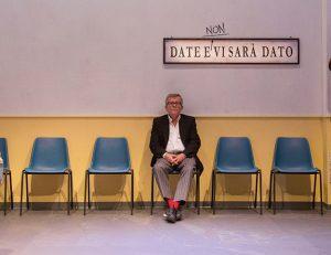 Maurizio Micheli - Uomo solo in fila 625px